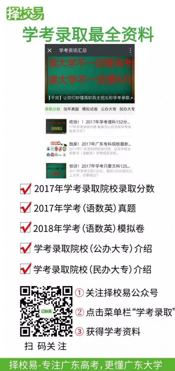 提醒!2018年广东高考开始报名啦!!要注意8个事项。