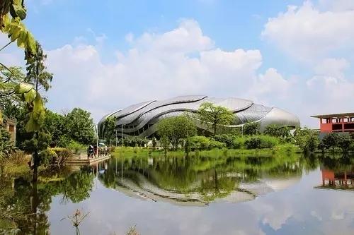 """广州大学城""""最美八景""""出炉,听说是拍拖圣地?!"""