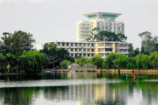 福建农林大学图片2