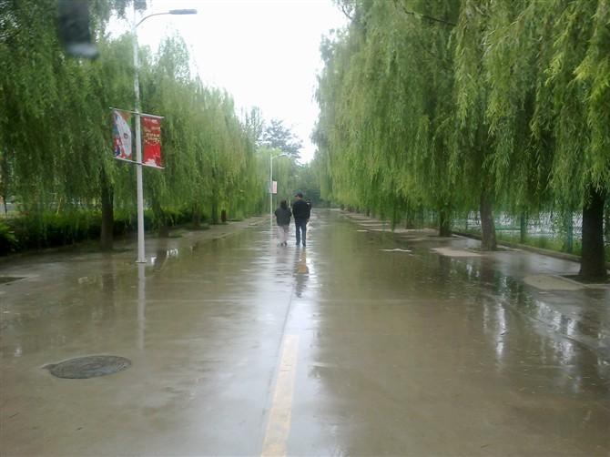 邯郸职业技术学院校园风光2