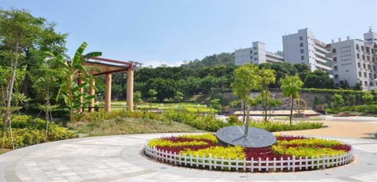 漳州职业技术学院校园风光5