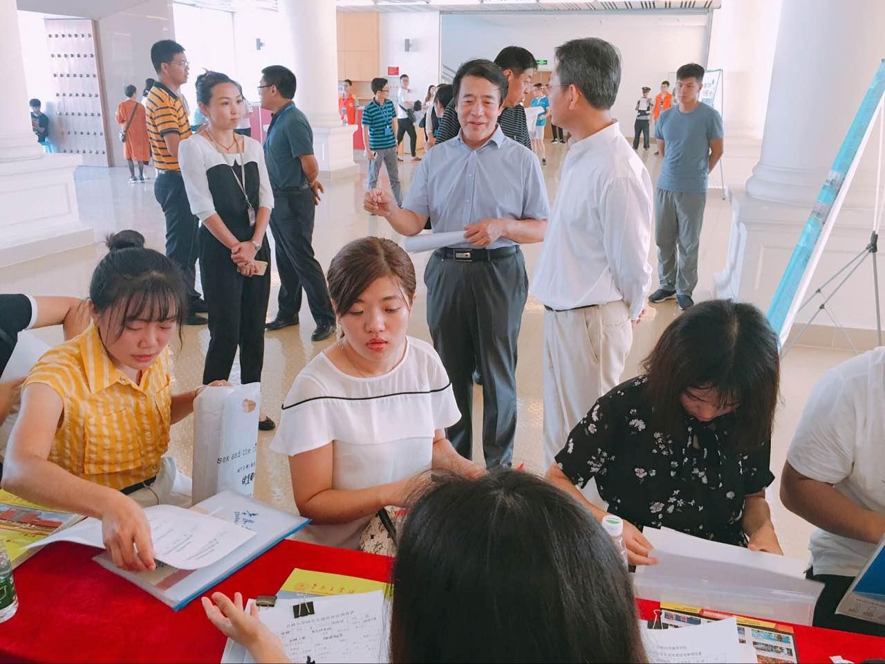 【吉珠】2017级联合培养专业学位硕士研究生迎新工作圆满完成