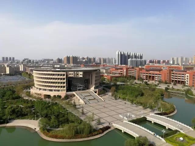 陕西科技大学校园风光5