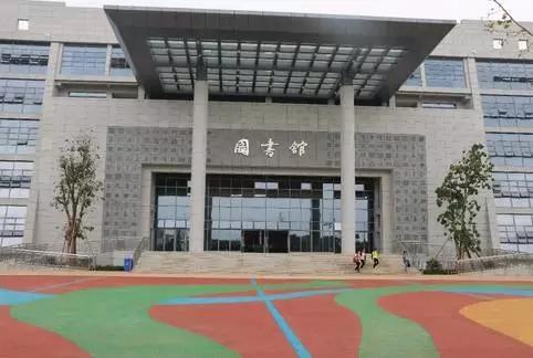 红河学院校园风光2