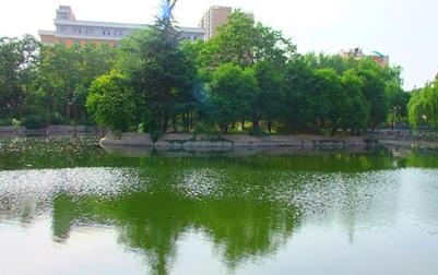 延安大学校园风光3