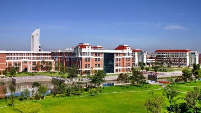 吉林外国语大学校园风光3