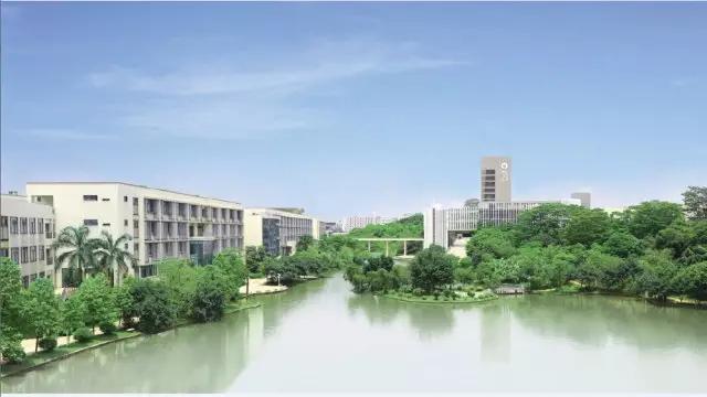 广东药科大学校园风光4