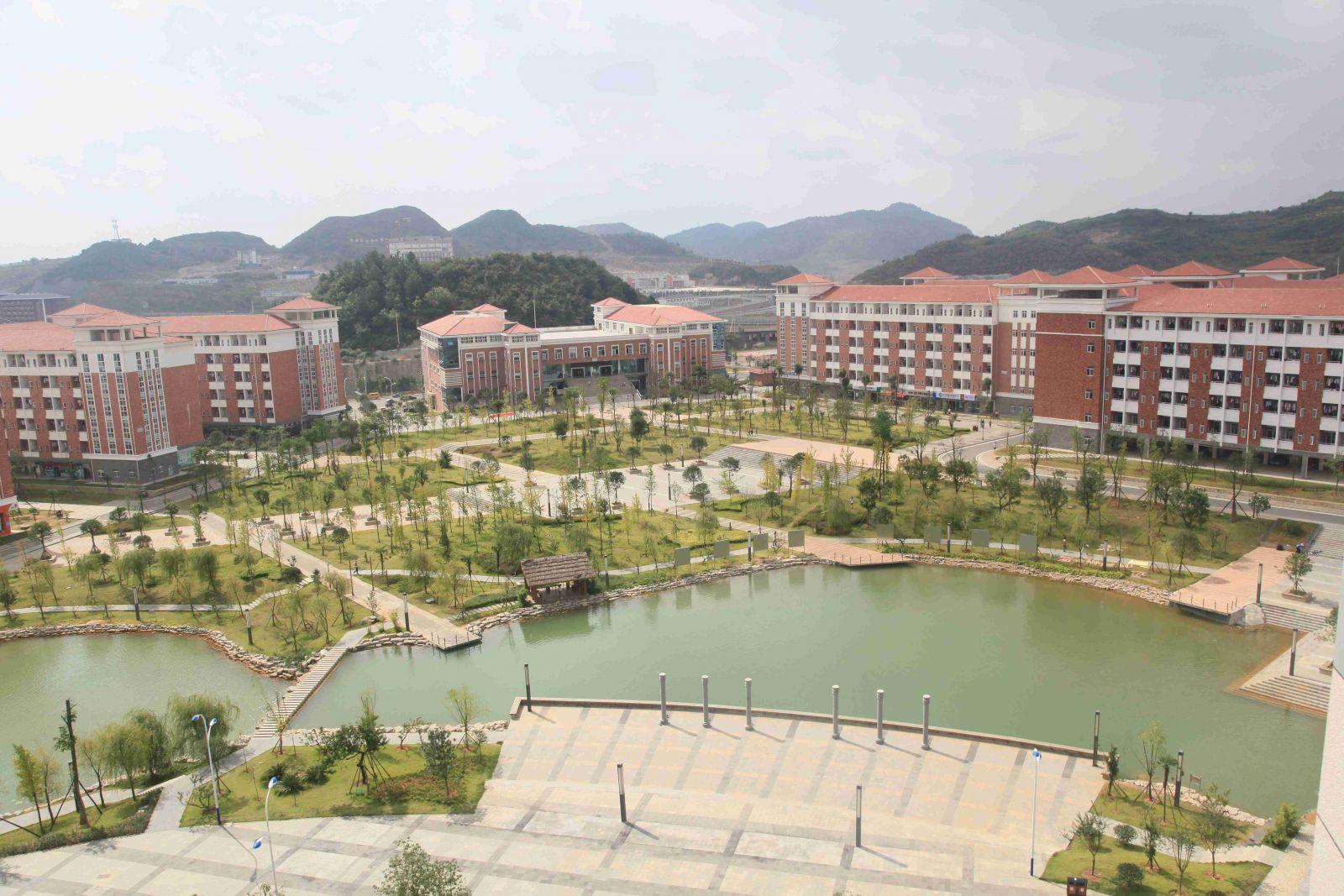 贵州医科大学校园风光4
