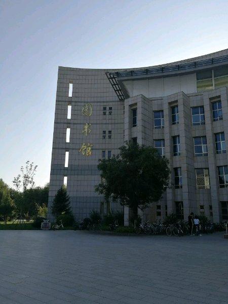 河北金融学院校园风光1