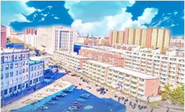 长春工程学院校园风光4