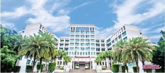 广东工业大学校园风光2