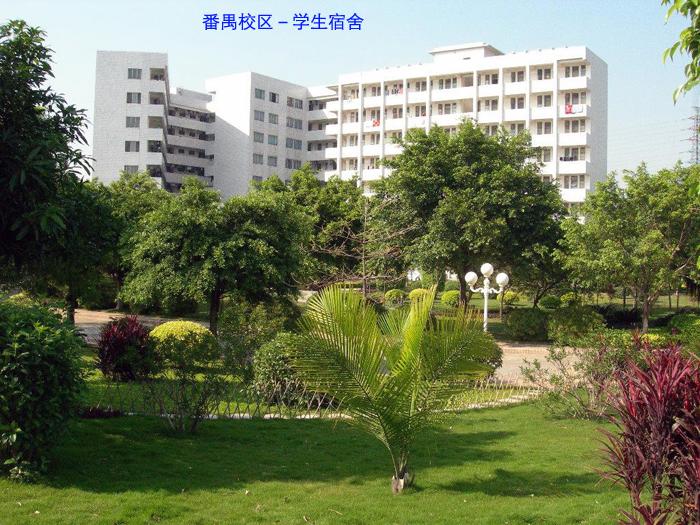 广东工业大学(中外合作办学专业)校园风光3