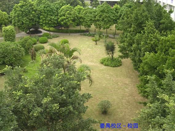 广东工业大学(中外合作办学专业)校园风光4
