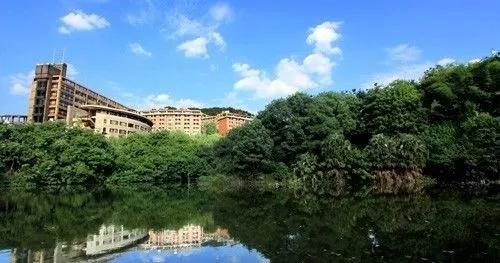重庆工商大学校园风光1