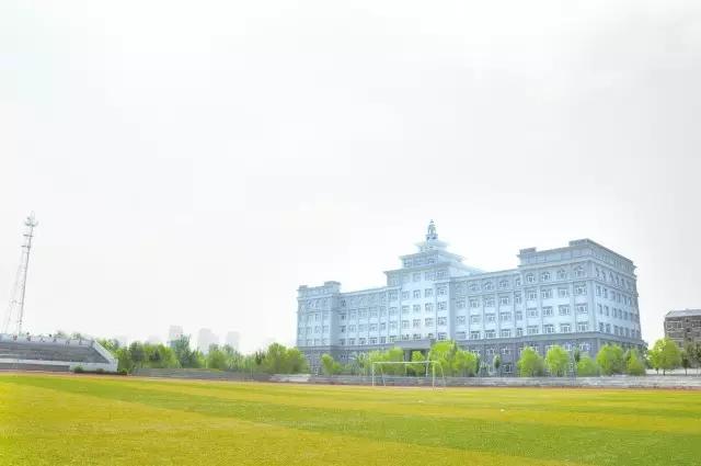哈尔滨远东理工学院校园风光5