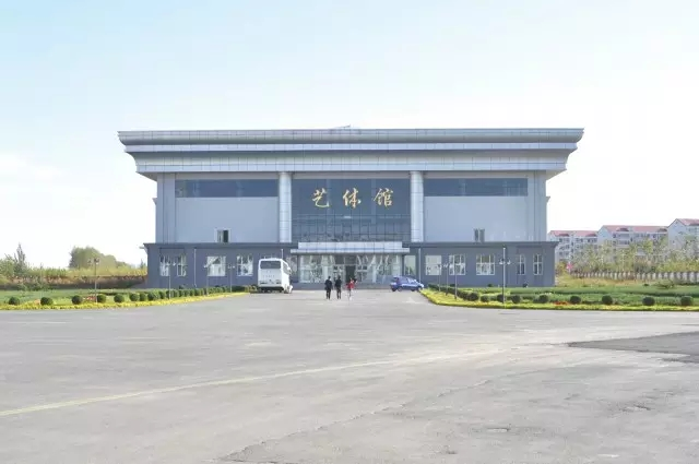 哈尔滨远东理工学院校园风光4