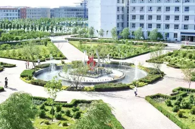 哈尔滨远东理工学院校园风光3