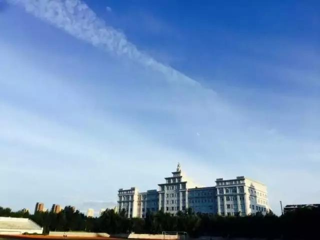 哈尔滨远东理工学院校园风光2