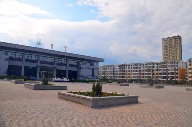 黑龙江工商学院校园风光3