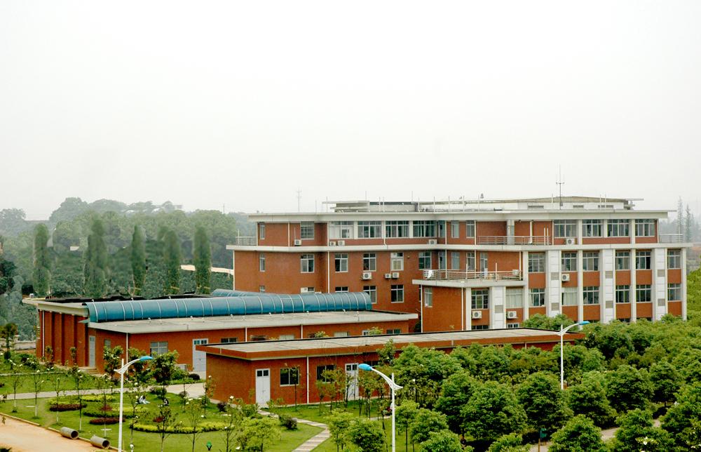 湖南农业大学东方科技学院校园风光4