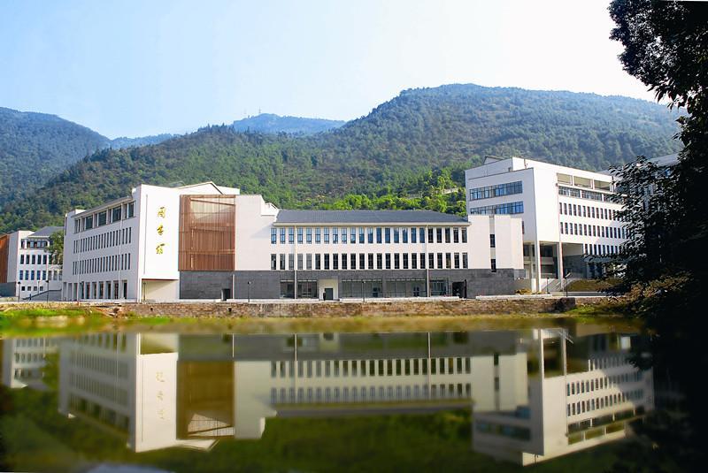 重庆大学城市科技学院校园风光5