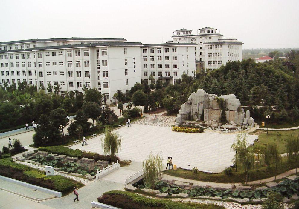 武汉生物工程学院校园风光4