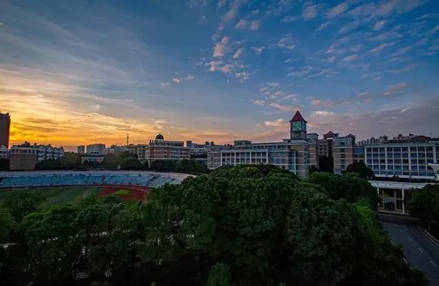 湖南涉外经济学院校园风光3