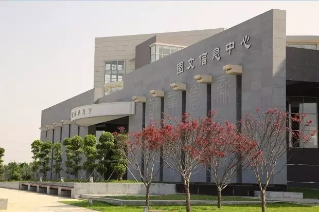 桂林旅游学院校园风光4