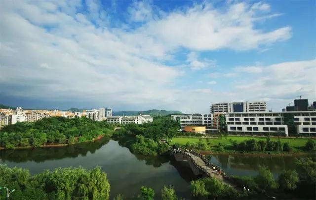 重庆科技学院校园风光2