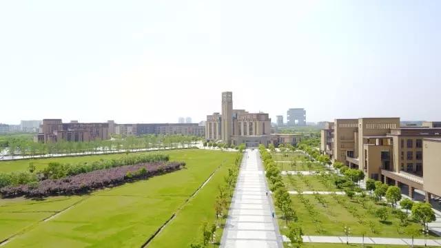 上海电机学院校园风光3