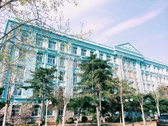 北京信息科技大学校园风光2