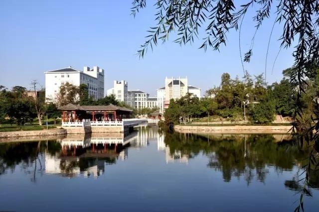 山西师范大学校园风光5