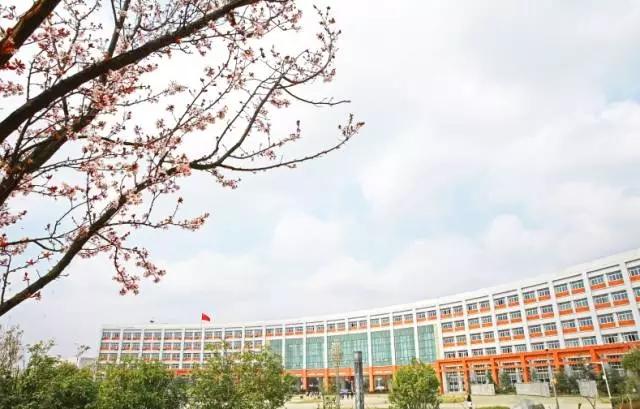 武汉商学院校园风光5