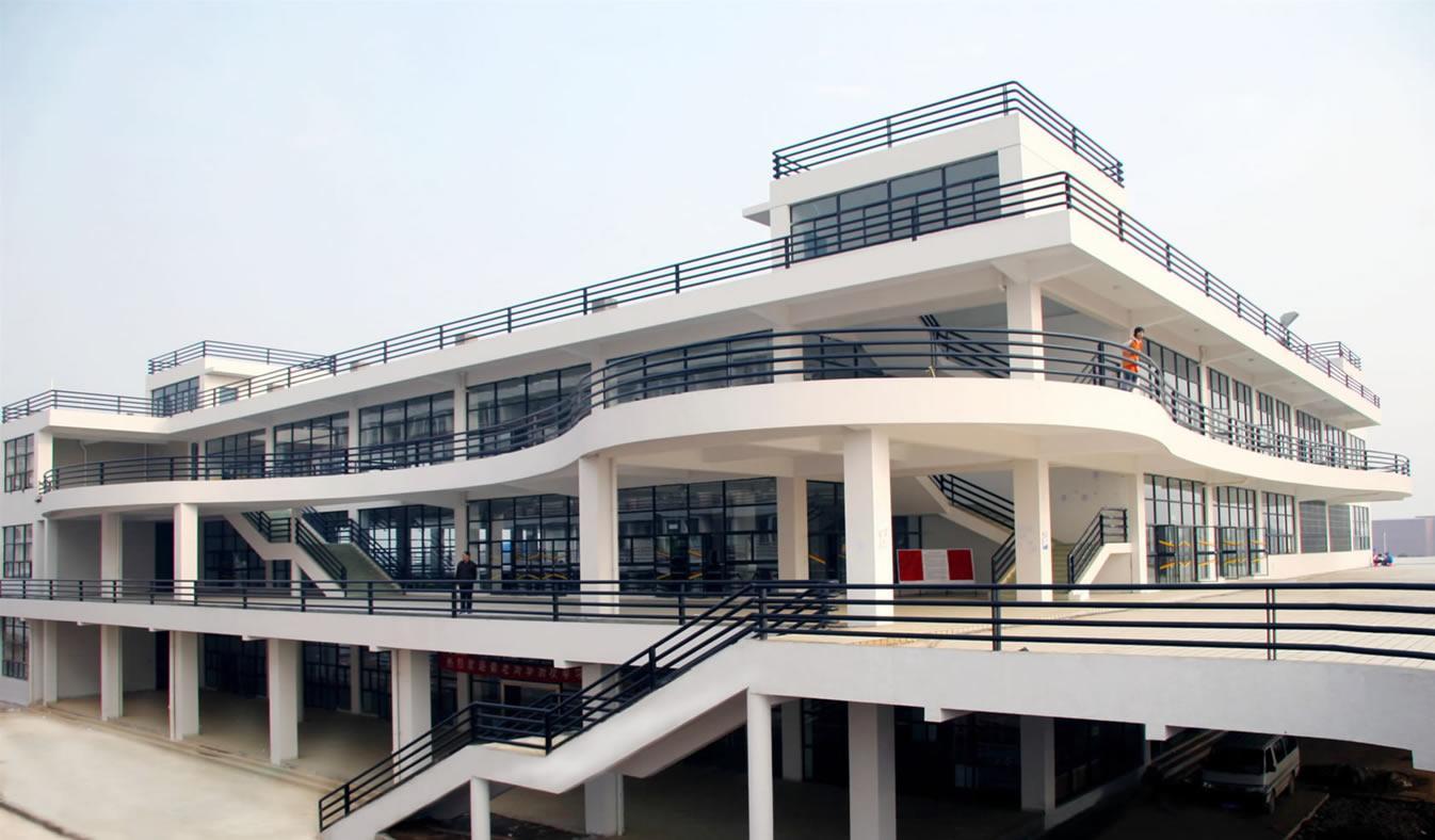 武汉城市职业学院校园风光4