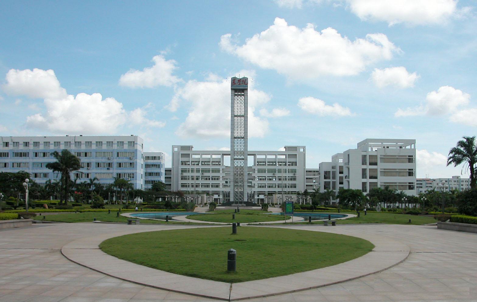 海南医学院校园风光5