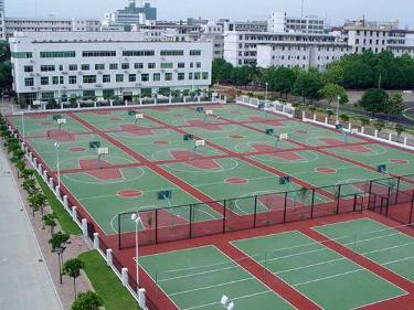 广西工业职业技术学院校园风光4