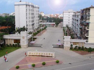 广西工业职业技术学院校园风光1