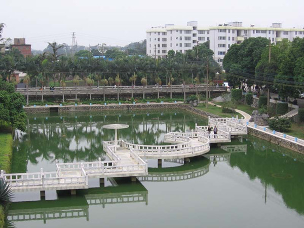 广西农业职业技术学院校园风光4