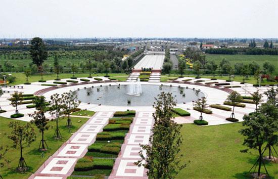 上海城建职业学院校园风光5