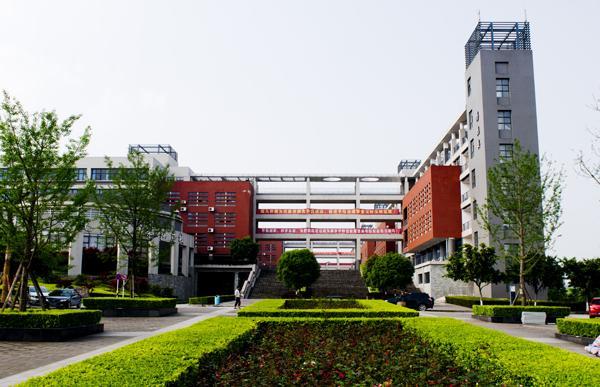 重庆电子工程职业学院校园风光4