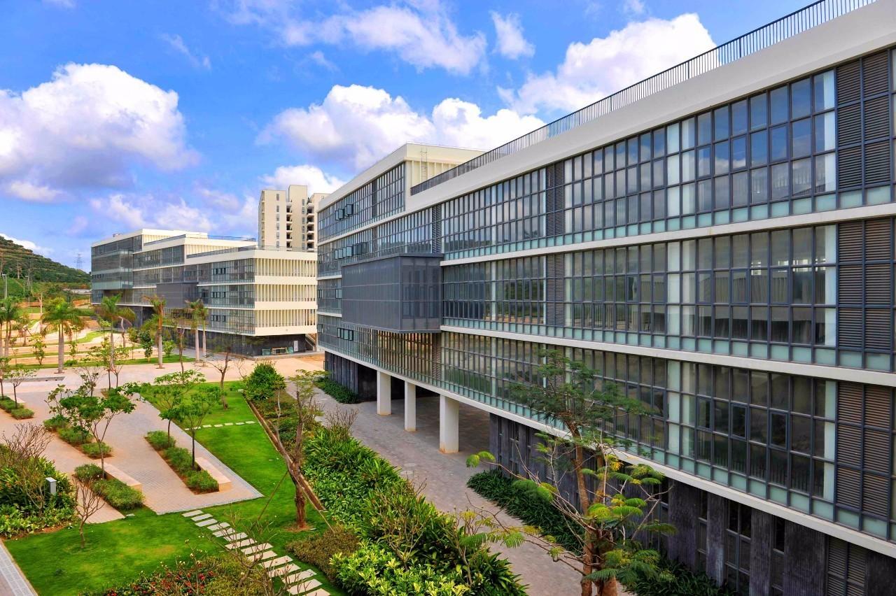三亚城市职业学院校园风光2