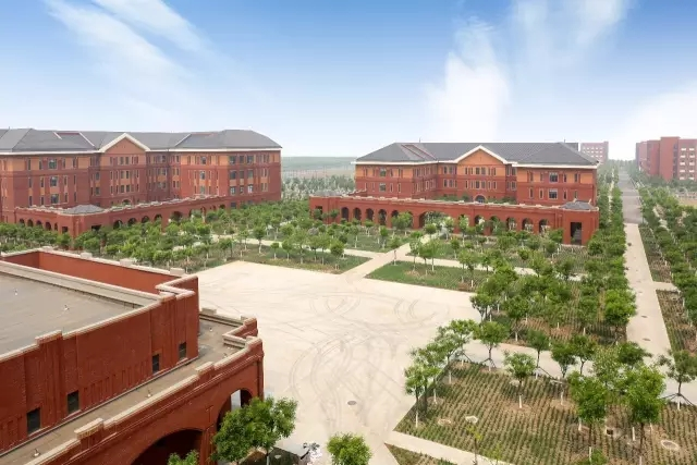 天津机电职业技术学院校园风光1