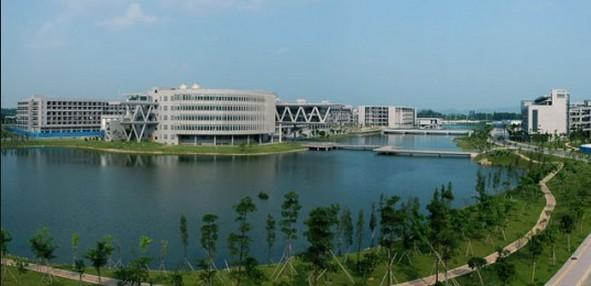 天津现代职业技术学院校园风光2