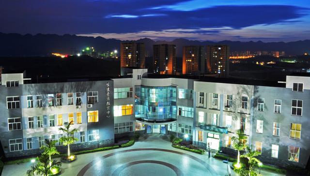 重庆城市管理职业学院校园风光4
