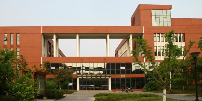 江苏农牧科技职业学院校园风光1