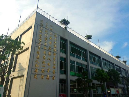 泉州理工学院(原:泉州理工职业学院)校园风光4