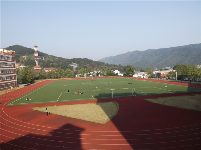 南昌职业大学校园风光4