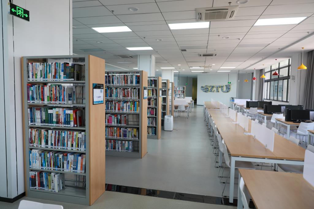 深圳技术大学校园风光2