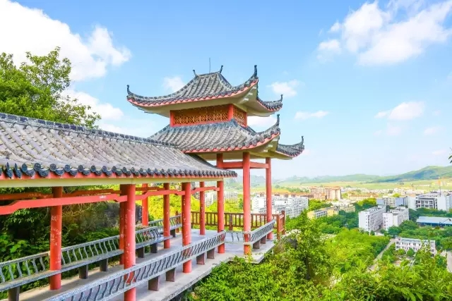 广西城市职业大学校园风光3