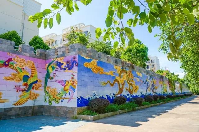 广西城市职业大学校园风光5